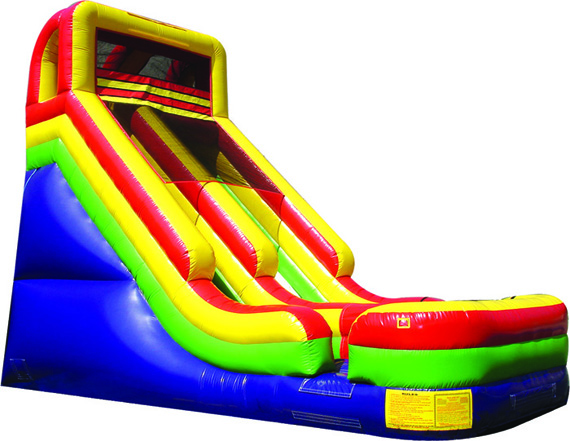 Extreme Inflatable Slide