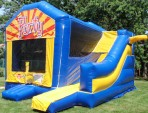 5-in-1 Bounce House Combo