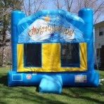 Congratulations Themed Bounce House
