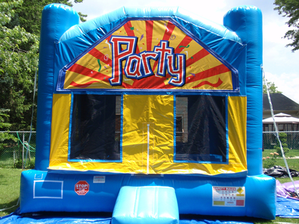 Party Themed Bounce House